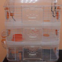 Cage pentru hamsteri