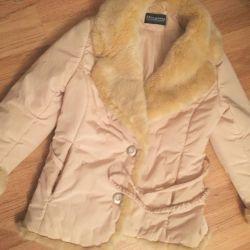 Çok sevimli ceket