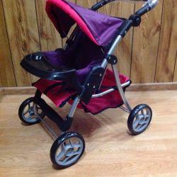 Stroller for dolls Baby Born new
