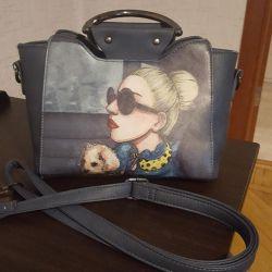 Μάρκα νέα γυναικεία τσάντα