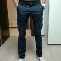 Erkek pantolonları H&M