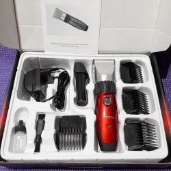 Беспроводная машинка для бритья и стрижки волос