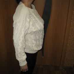 Γυναικεία πλεκτά από πλεκτό βαμβάκι