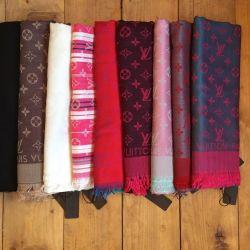 LV shawls