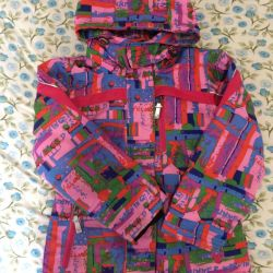 Jacket spring 110/116