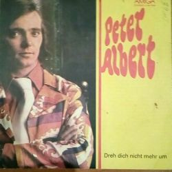 Record vinyl Peter Albert.