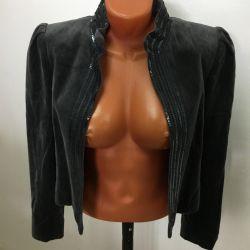 Велюровый пиджак Франция