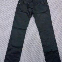 Siyah pantolon ve kot pantolon 36-38