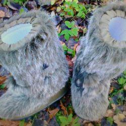 Boots tip unt