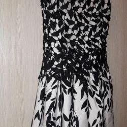Сукня вечірня мереживо