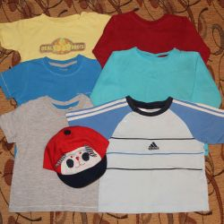 T-shirt package r. 74