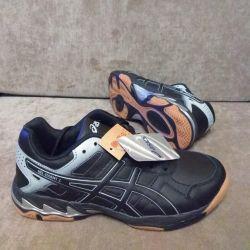 Asics gel-essent 2 spor ayakkabı deri 43