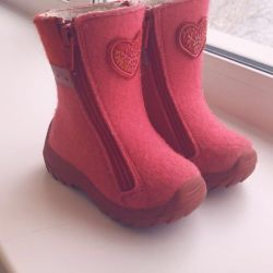 Boots for children Kotofey