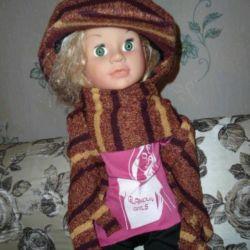 Hat scarf set