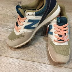 Sneakers New New Balance Suede