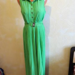 Dress to the floor size 44-46