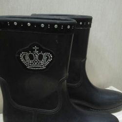 Rubber boots 35-36 р.