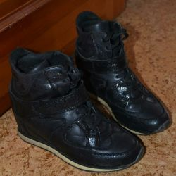 Μπότες άνοιξη