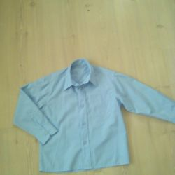 The shirt is 105-110cm.