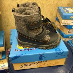 Boots Valenoks Kotofey 25 and 26 New Winter