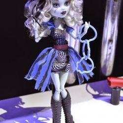 New Monster High doll