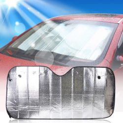 Reflective Canopy Shield for Front / Rear Glass