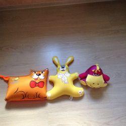 Toys mnushki