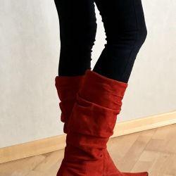 Boots. Italia