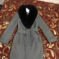 Women's coat sharm