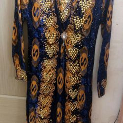 Uzbek dress for the bride