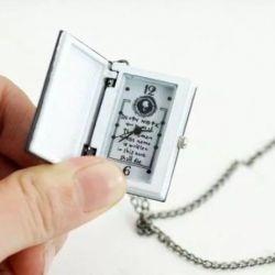 Pocket watch, keychain, pendant