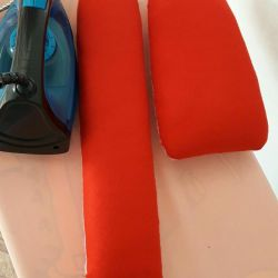 Rollers for ironing.