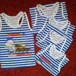 Новая детская одежда