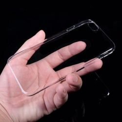 Transparent Silicone covers for iPhones, iphone