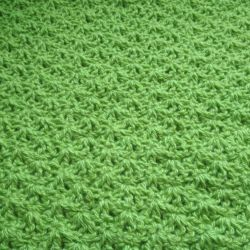 Plaid Crochet 150 * 200 handmade