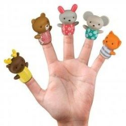 Toys on the fingers