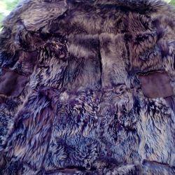 Sheepskin coat from Tuscany48-50