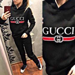 Sports Suit Gucci