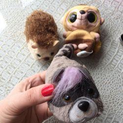 Interesting toys
