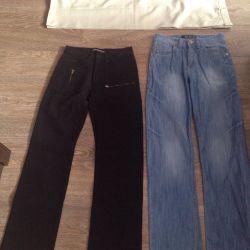 Black trousers p 29