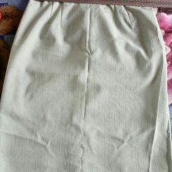 Summer business skirt