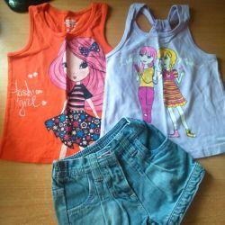 Одежда на девочку 2-2,5 года