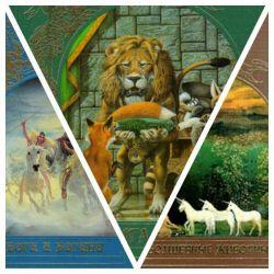 Lumea ENCHANTATĂ din 3 cărți