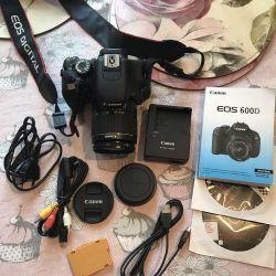 Canon EOS 600D 🖤📸 Срочно!