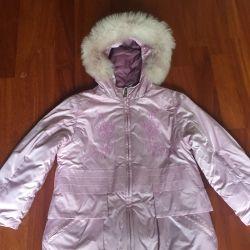 Χειμερινό σακάκι για το κορίτσι Shaluny