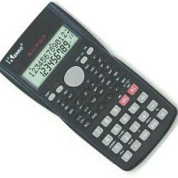 Инженерный калькулятор Kenko новые на гарантии