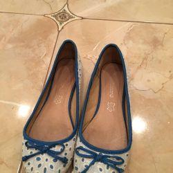 İkinci İtalyan bale ayakkabıları
