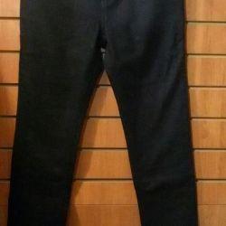 Мужские джинсы для зимы