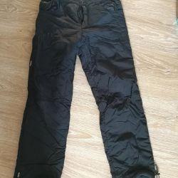 42-44 ζεστά παντελόνια χειμώνα
