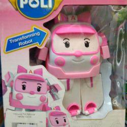 Игрушка Robocar Poli спб в спб